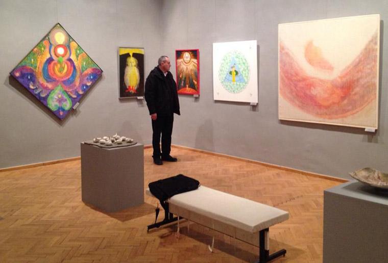Modern festmény galéria